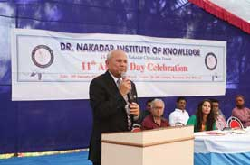 Annual Function 2014 at Dr. Nakadar Institute of knowledge, Drnik, India