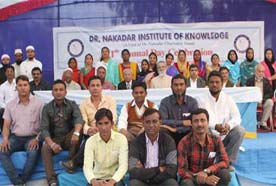 Staff - Dr. Nakadar Institute of Knowledge