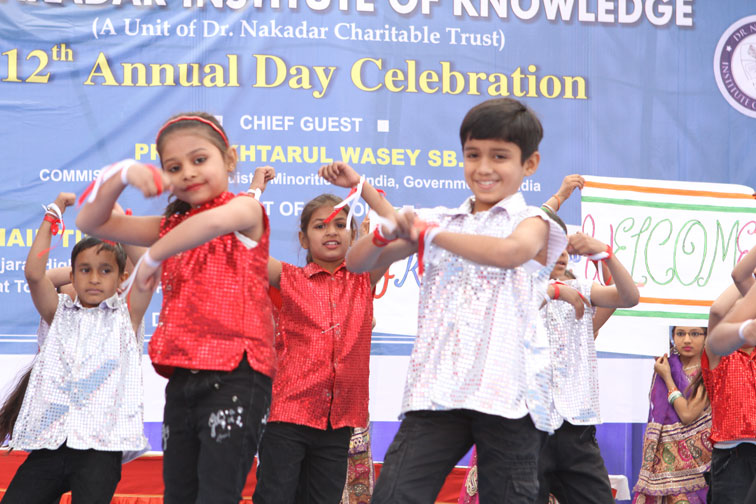 Annual Function 2015 Celebrated on 26th January, 2016