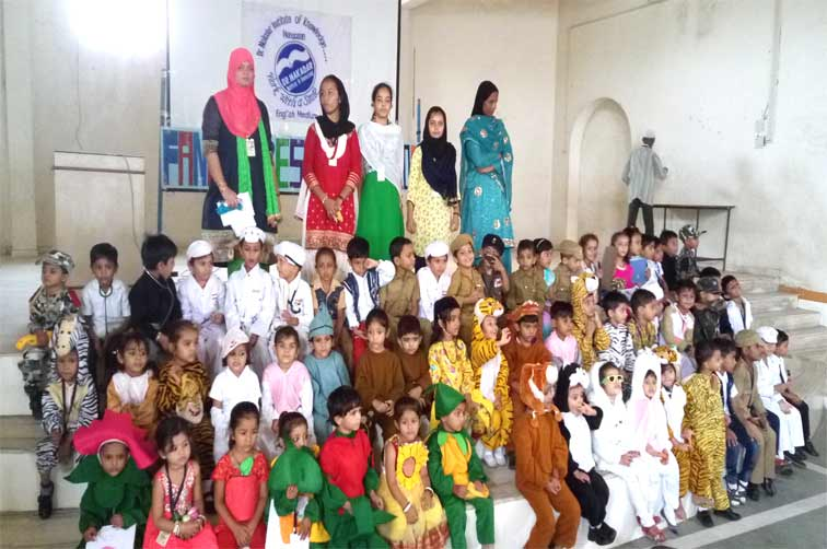 Fancy Dress Competition on 19th September, 2016