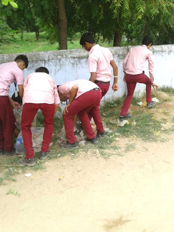 Swatch Bharat Drive on 1st October, 2016