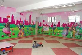 Kindergarten - Dr. Nakadar Institute of Knowledge